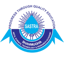 Shanmugha_Arts,_Science,_Technology_&_Research_Academy_logo